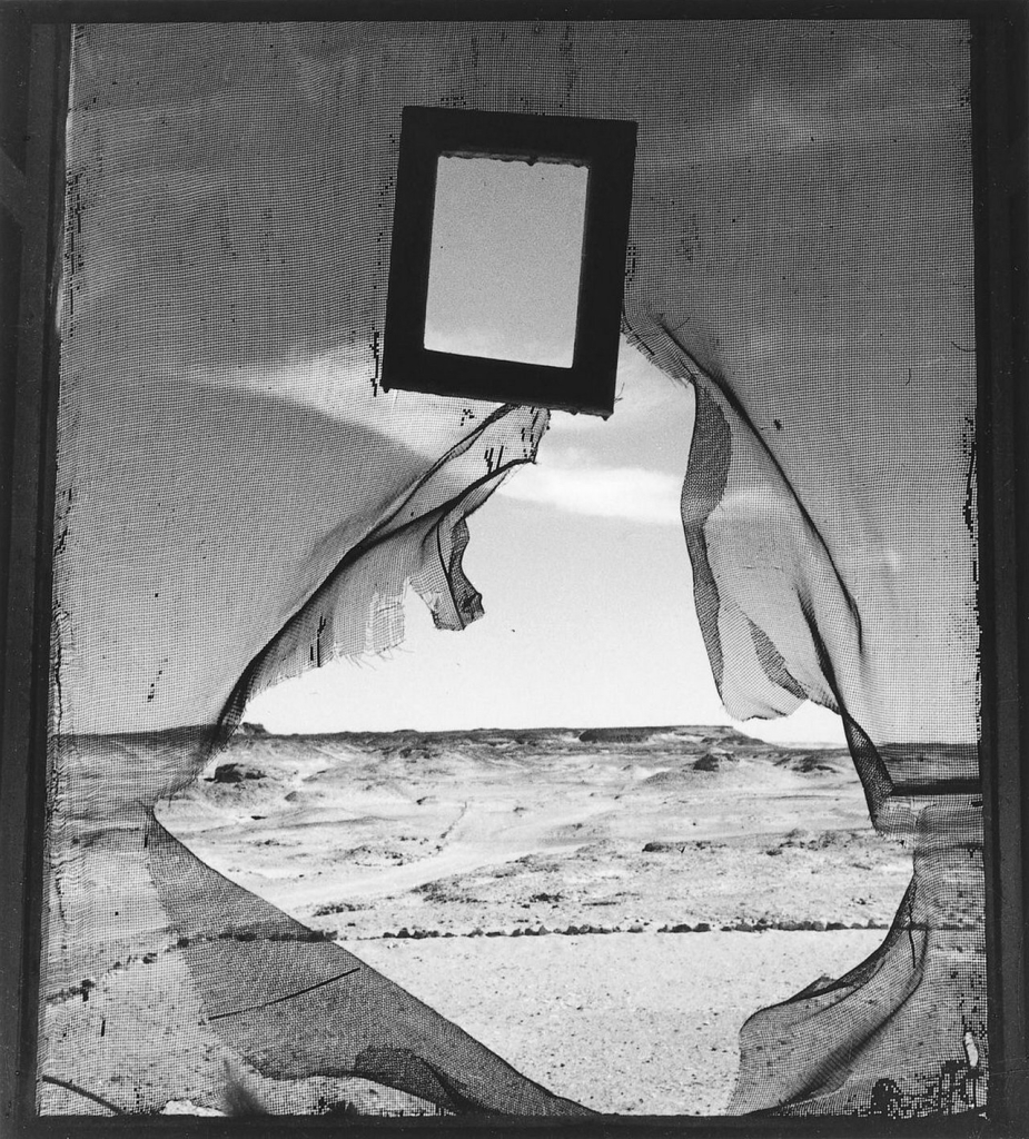 Portrait of Space - Lee Miller